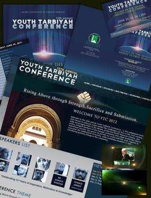 Youth Tarbiyah Conference Toronto - Web/Print