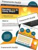 Transnorth postal - Media design, website, business card, flyers, logo.